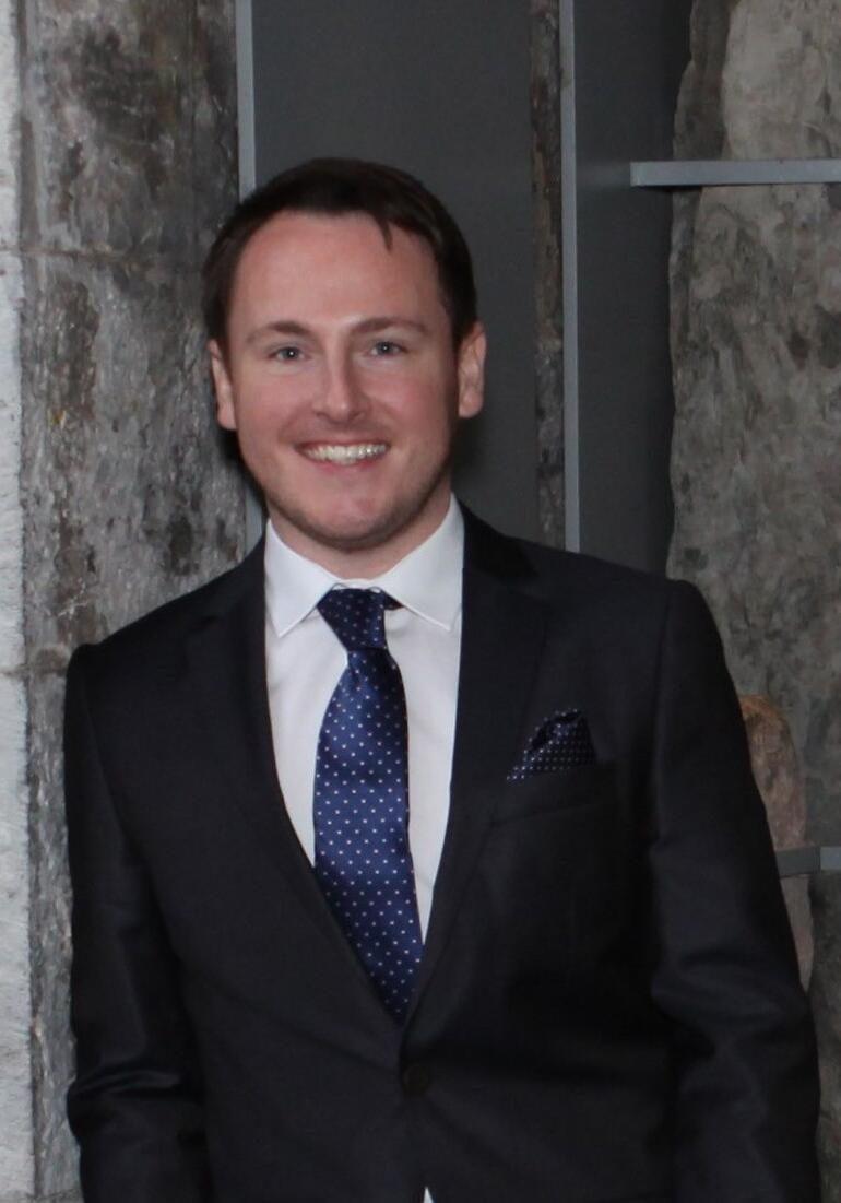 Dr. James O' Mahony